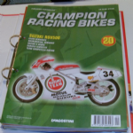DeAGOSTINI CHAMPION RACING BIKES Issue 20 SUZUKI RGV500 Magazine